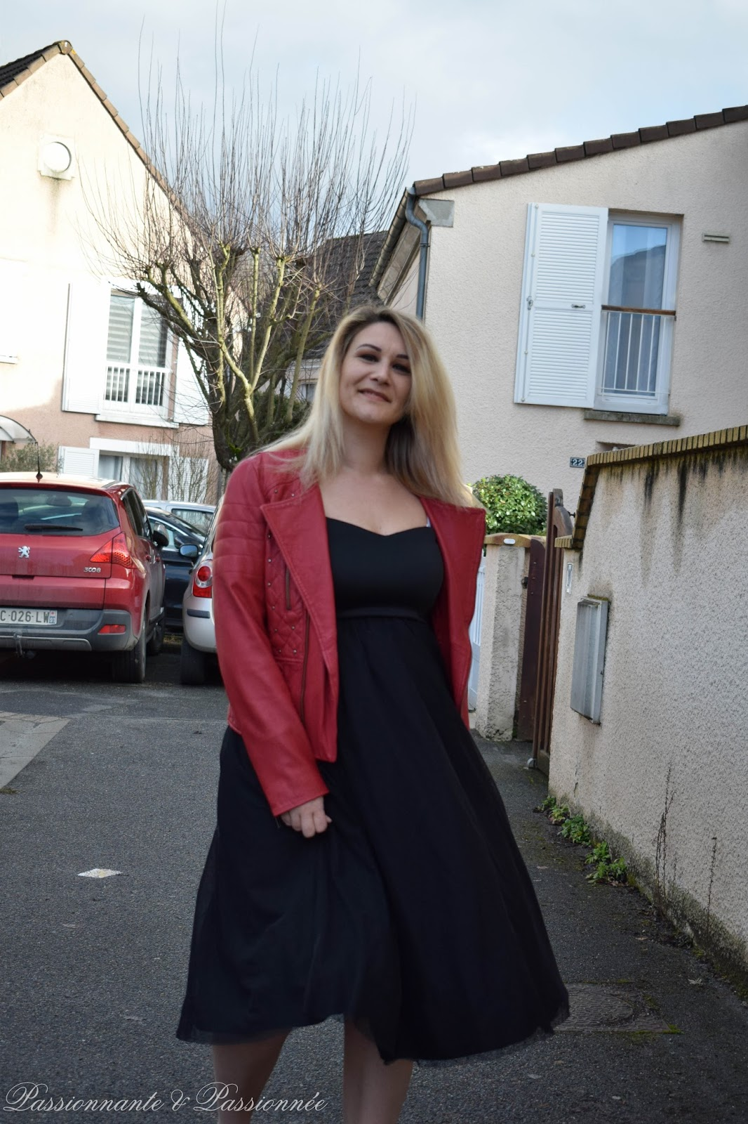 blogueuse mode robe tulle