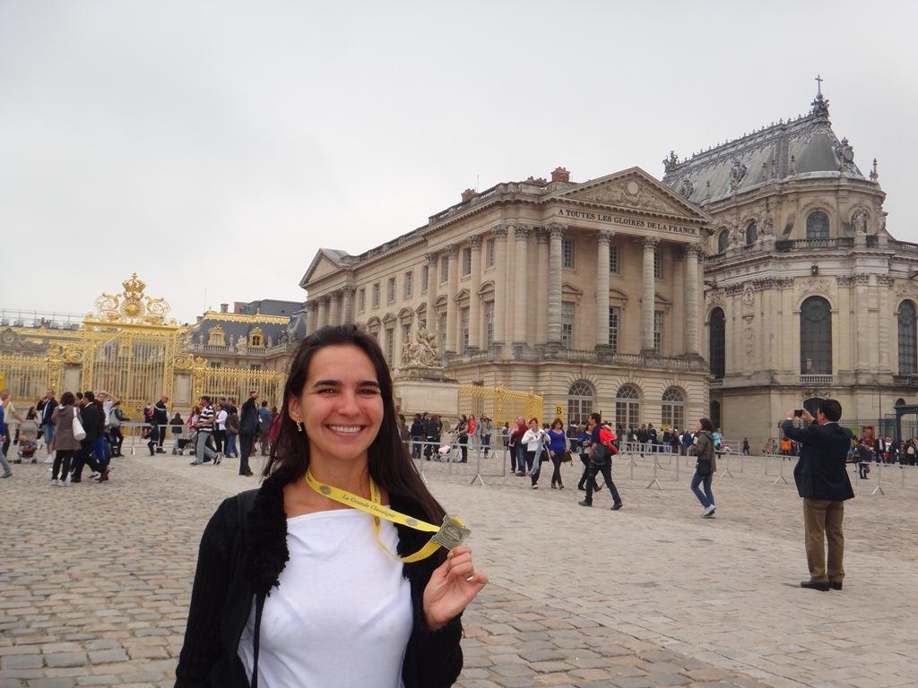 Corrida Paris-Versailles