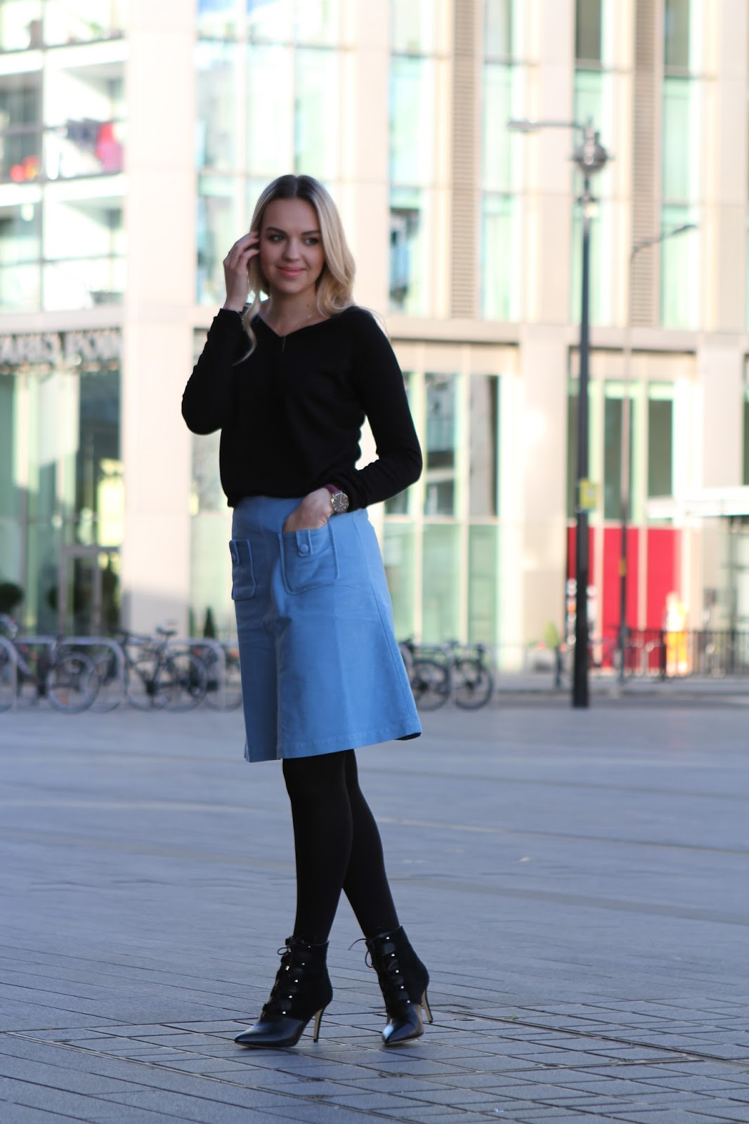 BODEN CAMBRIDGE SKIRT