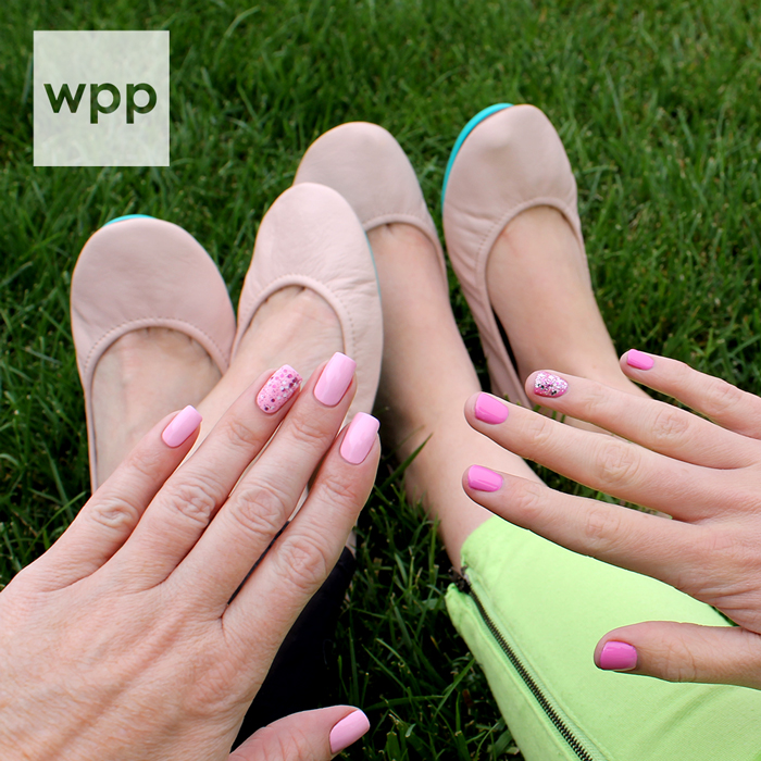 Breast Cancer Awareness with Morgan Taylor, OPI and Tieks
