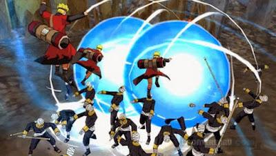 Naruto Shippuden Ultimate Ninja Impact ISO/CSO