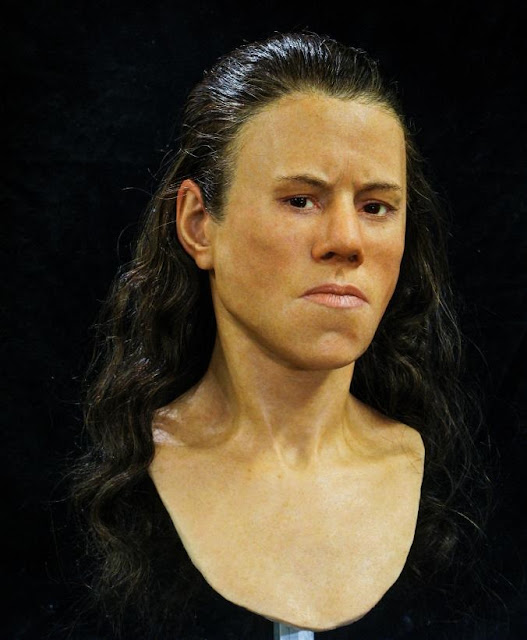 Neolithic girl's reconstructed face unveiled at Athens Acropolis Museum