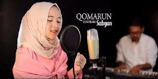Lirik Lagu Qomarun - Sabyan