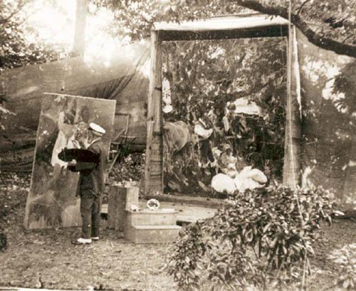 Gurney Journey Photos Of Sorolla Painting
