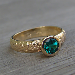 chatham emerald ring