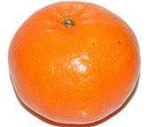 Foto de la fruta mandarina