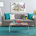 Sala de estar | Qual sofá?