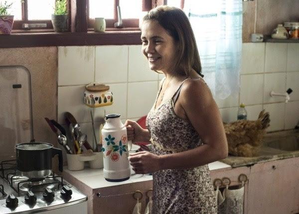 """Adriana Esteves concorre por sua atuação na série """"Justiça"""", da Globo (Foto: Reprodução)"""