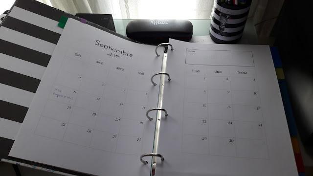 agenda para escritores