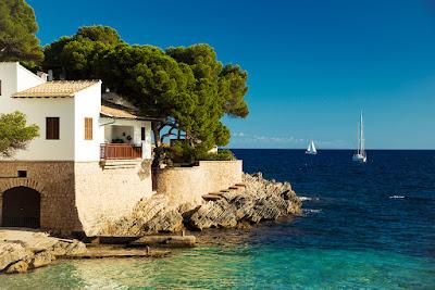 Cala Radita Säuferbucht Mallorca von Fotograf Michael Schalansky