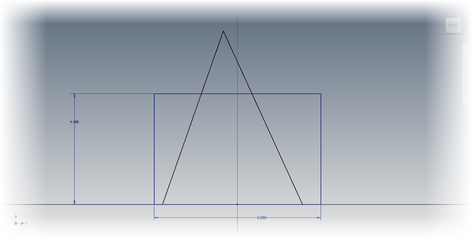 Placing Points on an Intersection in Autodesk Inventor - Did