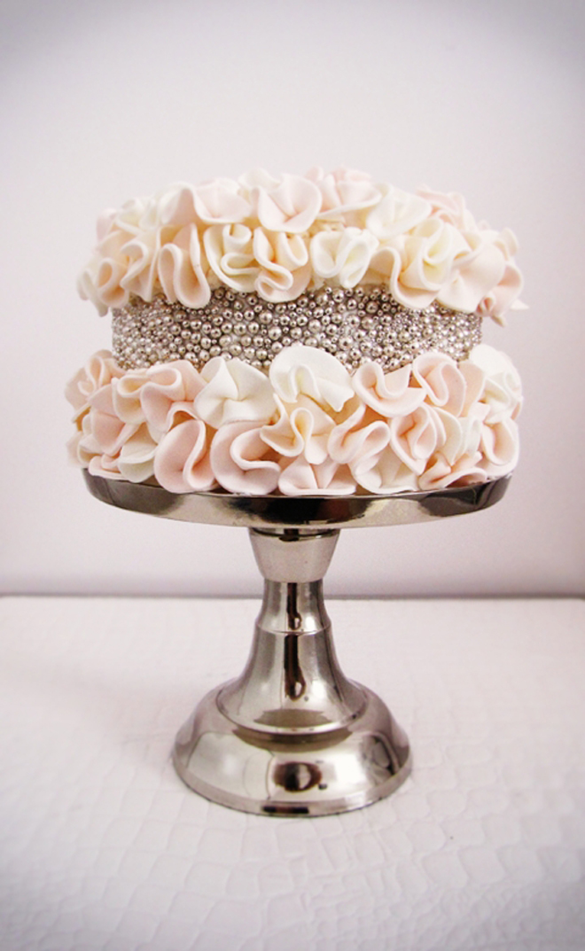Glamorous Wedding Cakes - Belle The Magazine