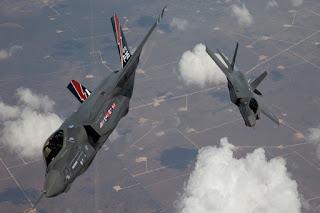 Amerika akan Kerahkan Jet Tempur F-35 Pangkalan Militernya di Jepang 2017 - Commando