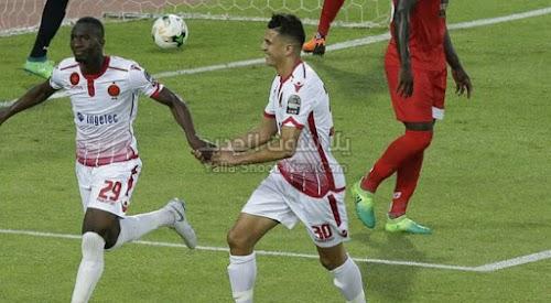 الوداد يعود بالتعادل الاجابي امام فريق بيترو اتلتيكو في الجولة الرابعه من دوري أبطال أفريقيا