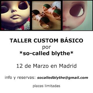 taller custom básico en Madrid