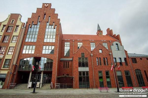 Ratusz Starego Miasta w Elblągu