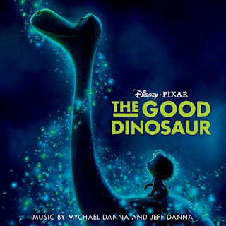 the good dinosaur soundtracks