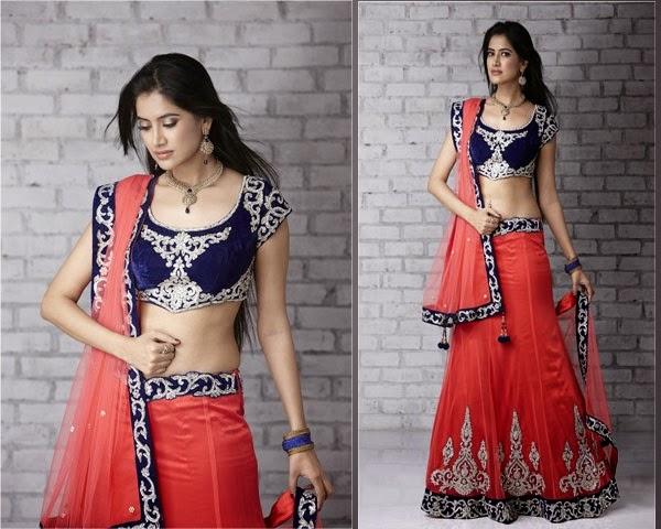 latest-lehenga-saree-indian-blouse-designs-2016-17-for-women-9