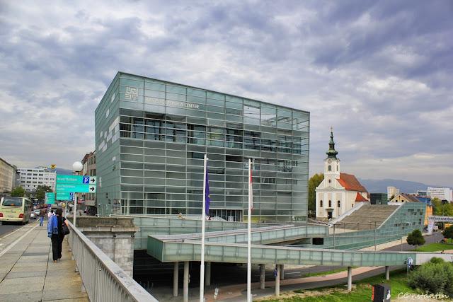 Linz - Ars Electronica - blog FOTO-IDEEA