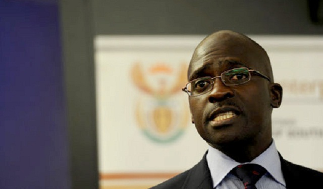 "Sex scandal in South Africa : Minister Malusi Gigaba said : ""I'm not going to resign,"""