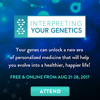 How to interpret your genetic test on-line summit