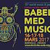 Babel Med Music dal 16 al 18 Marzo a Marsiglia