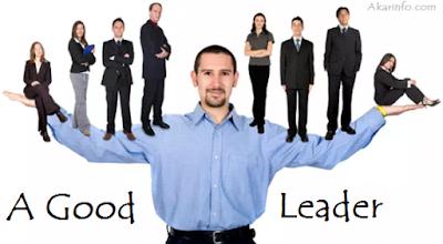 Akar Info : 4 Tipe Pemimpin