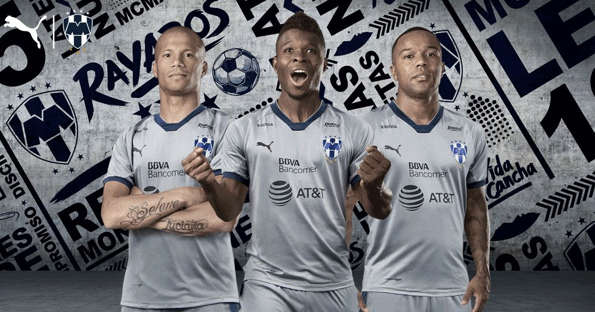 e1fd6ae72 Rayados Monterrey 2018 Third Kit Released - Sports kicks