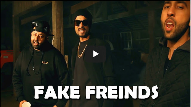 Fake Friends Lyrics The PropheC - Punjabi Song