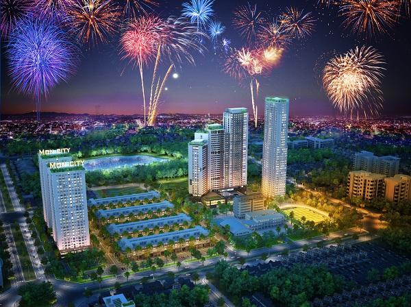 Dự án HD Mon City