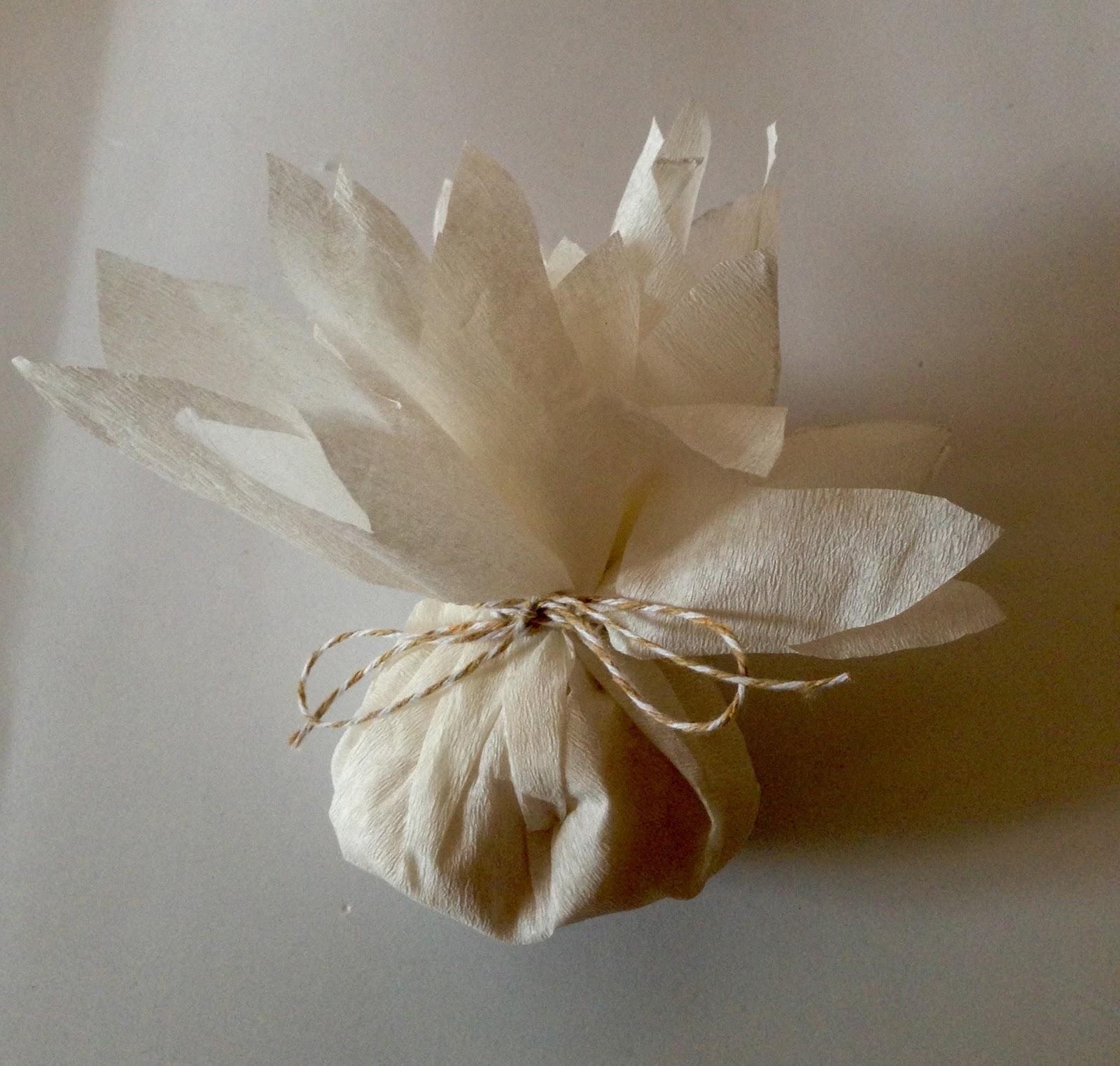 Blog de bodas yo dire que si tutorial diy conos de blonda para tu boda - Donde comprar arroz salvaje ...