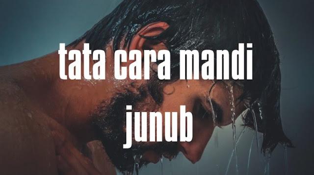 TATA CARA MADI WAJIB (JUNUB)