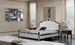dormitorio clásico elegante