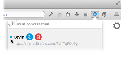 Video chat Firefox hello en español