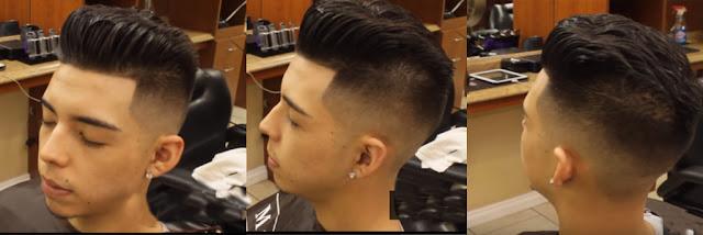 model potongan rambut pria keren terbaru 2016