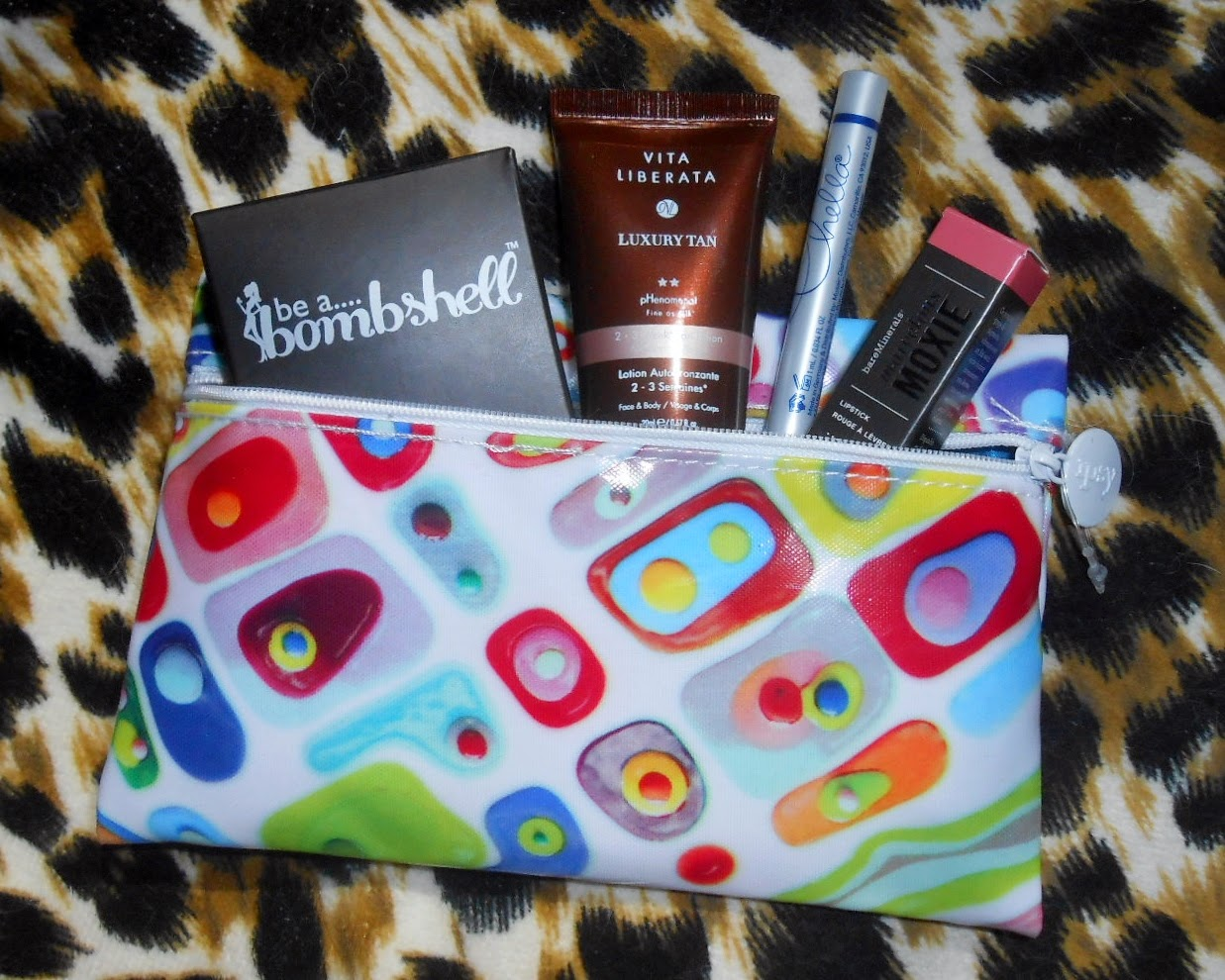 Ipsy Glam Bag My Glam Subscription Review Swatches