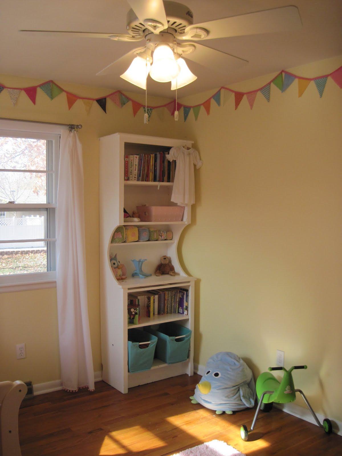 Remodelaholic Little Girl S Pink Bedroom: Little Girl's Bedroom Updated