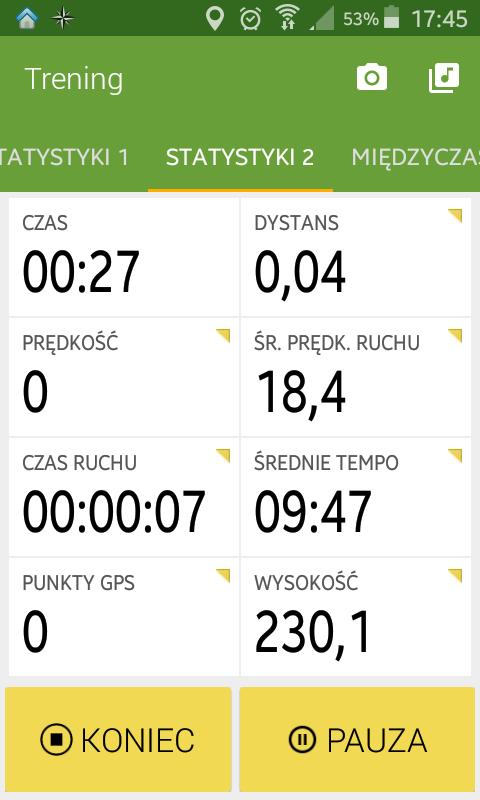 Programy do nawigacji, rejestracji treningów i tras cześć 2.
