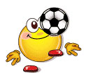 Smiley football