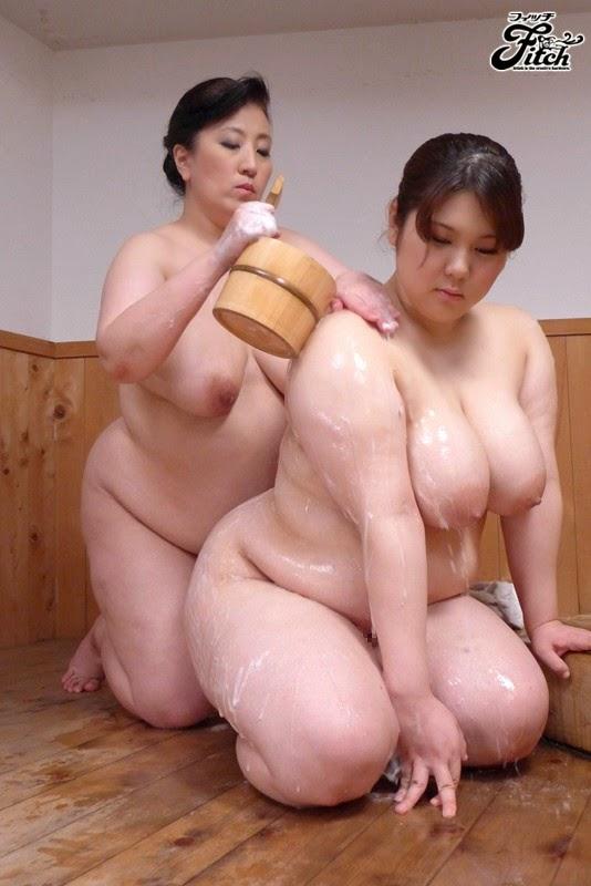 nude Shiyuko fukiji
