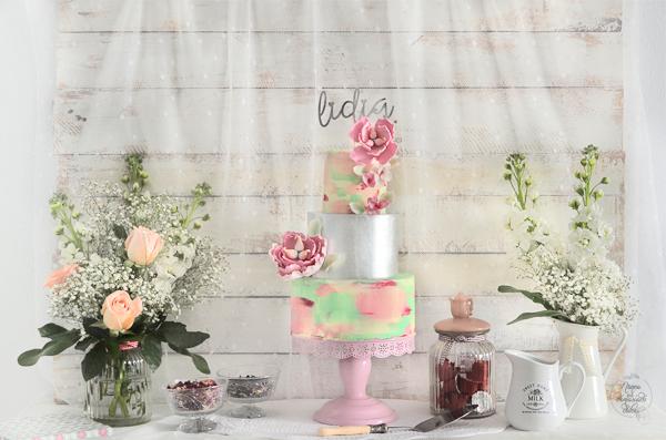 tea-party-shabby-chic-birthday-cake-sugar-flowers