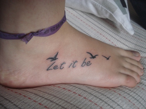 Cutest Bird Tattoos For Women