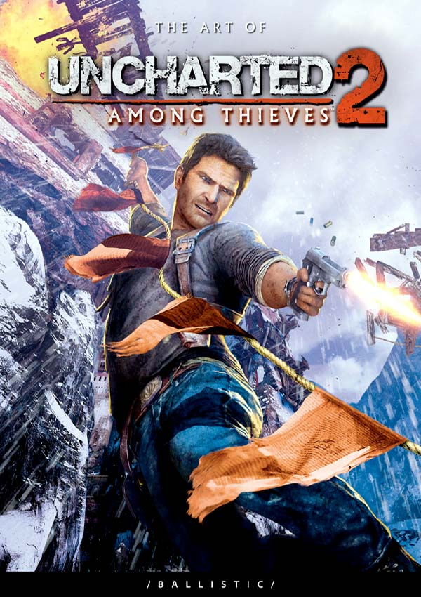 Uncharted 2 Among Thieves Download Cover Free Game