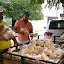 Vereador Martins distribui 2 mil pães na Semana Santa