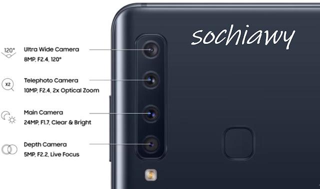 اليكم اهم مواصفات Samsung Galaxy A9 2018