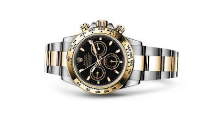 Rolex merk jam tangan paling terkenal di dunia