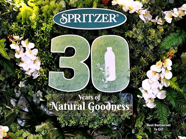 ACILIS BY SPRITZER BOTTLED WATER LAUNCH AT SPRITZER 30th ANNIVERSARY