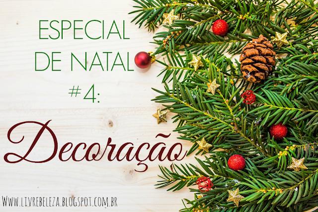 especial natal 4 decoração