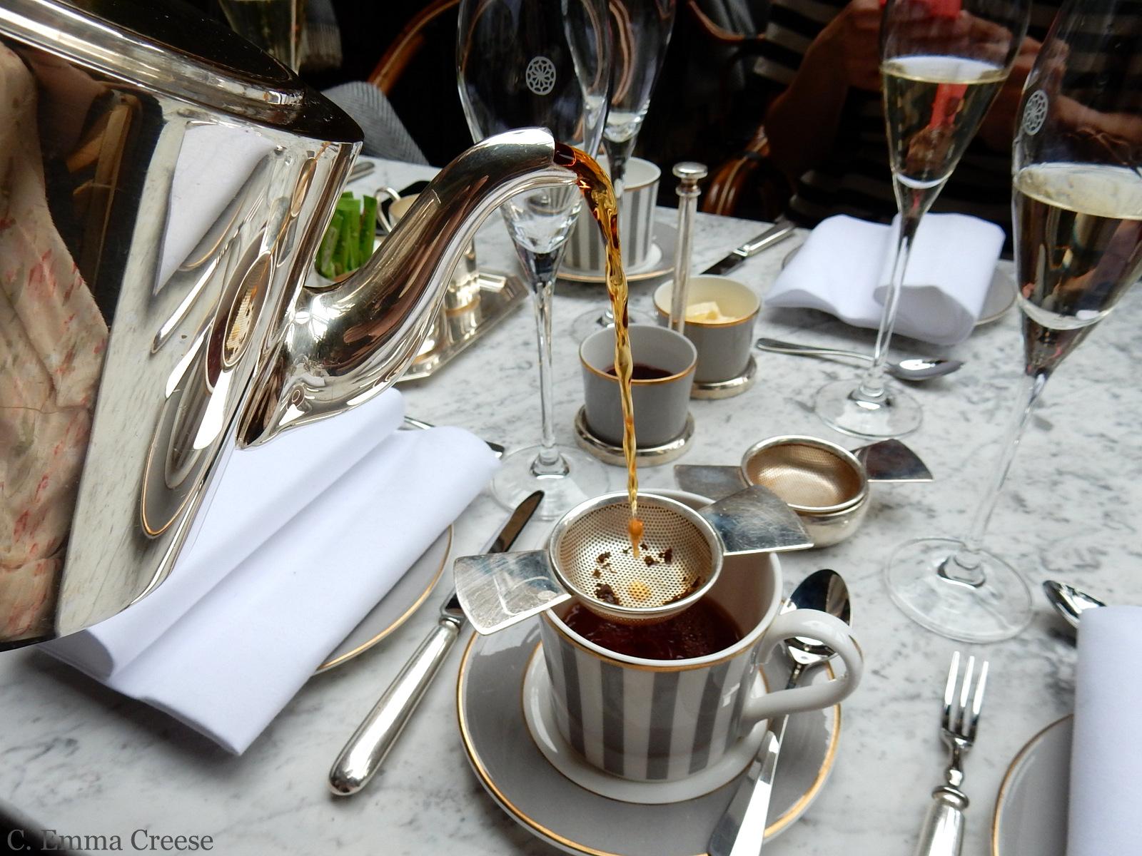 Luxury Afternoon Tea Dalloway Terrace Adventures of a London Kiwi