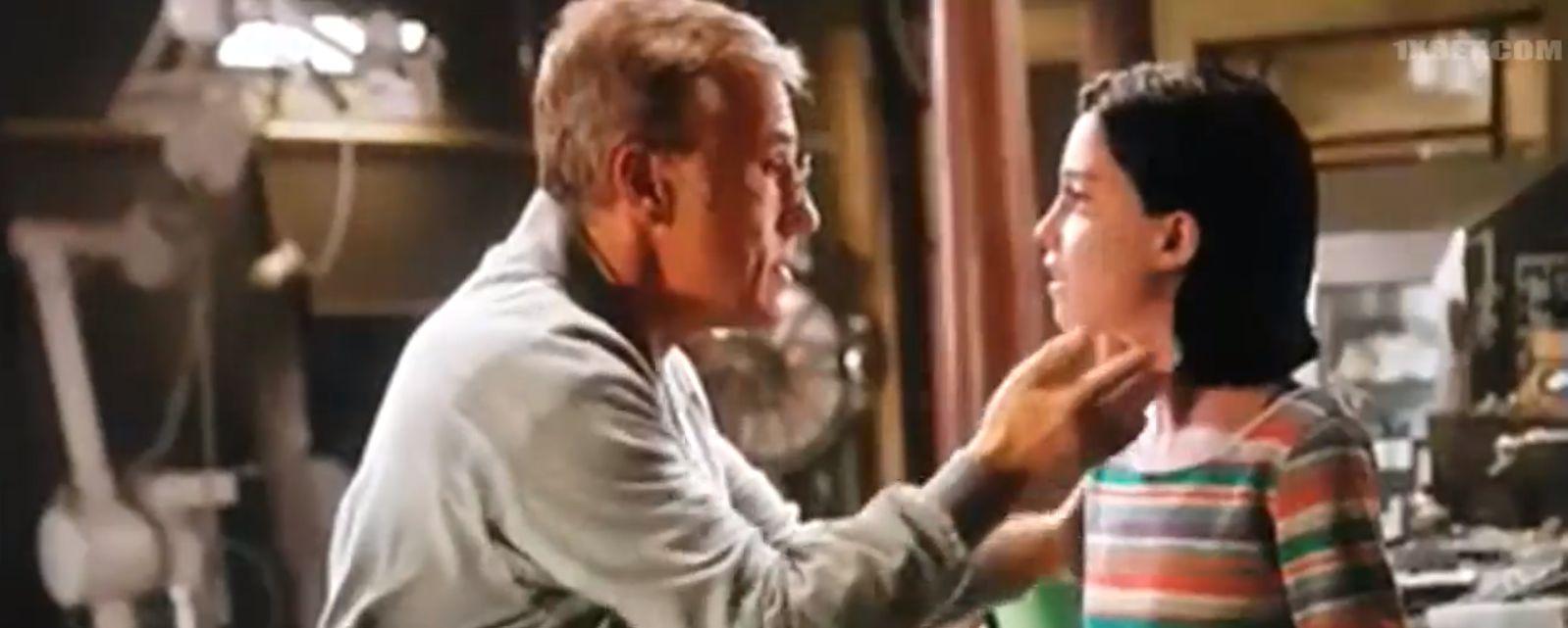 Alita Battle Angel (2019) Movie Screenshot